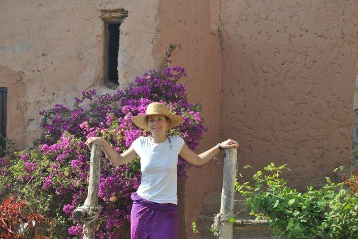 Kasbah-Marruecos