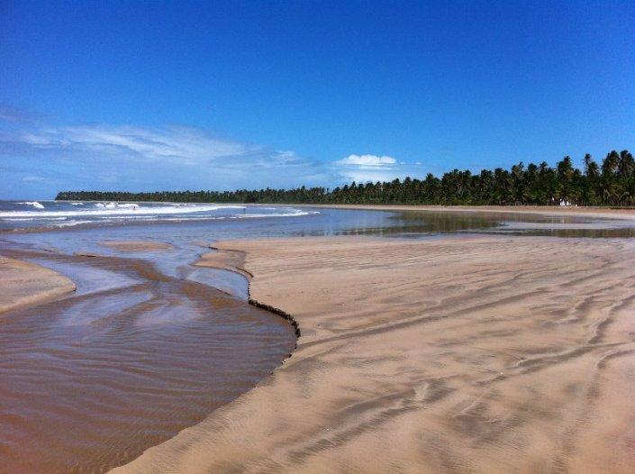 Playas de Boipeba