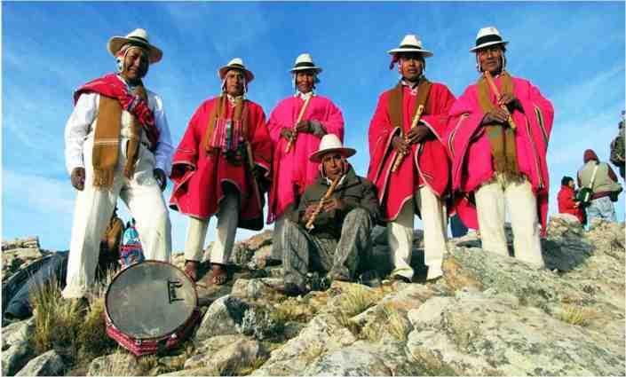 Lago Titicaca, Bolivia