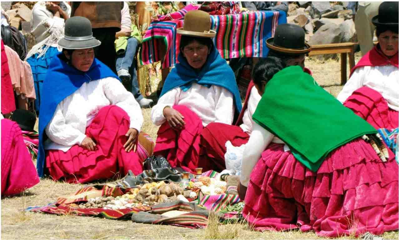 3 culturas indgenas que aun persisten Quechua Aymara y Guarani