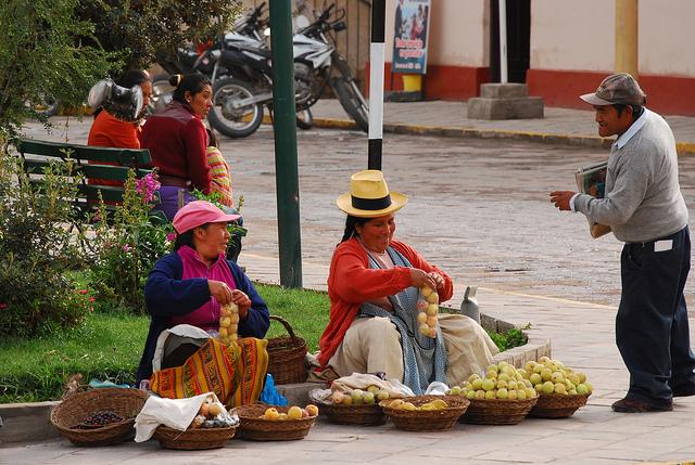 Plaza de Armas Ollantaytambo