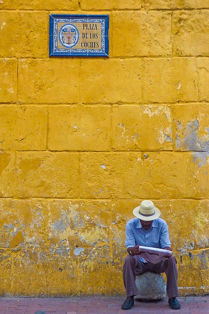 Colombian People - Cartagena