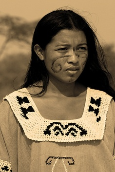Colombian People - Wayuu