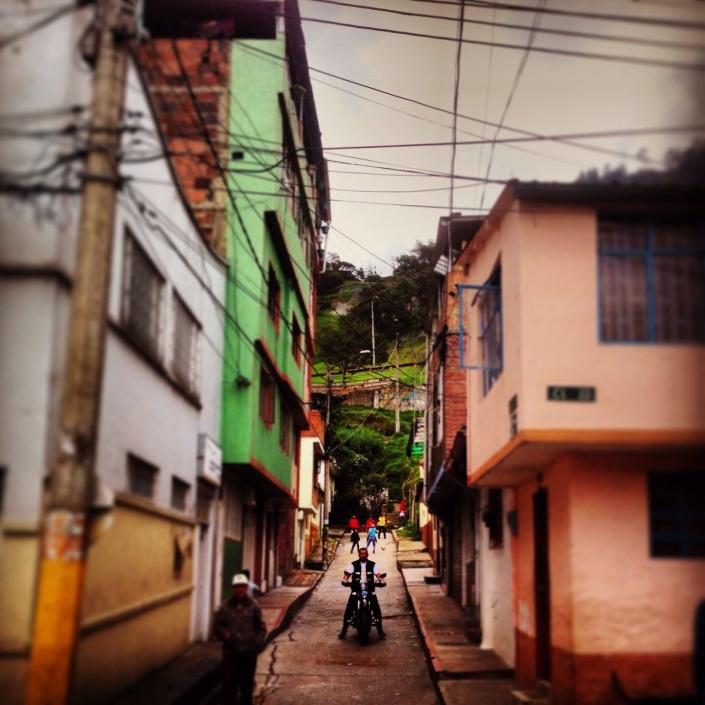 La Macarena, Bogota
